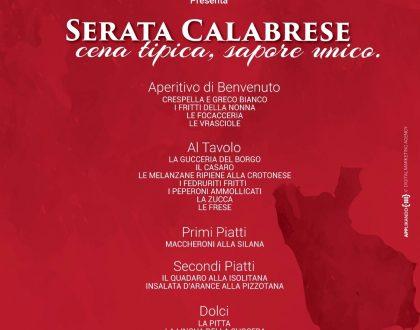 Serata Calabrese
